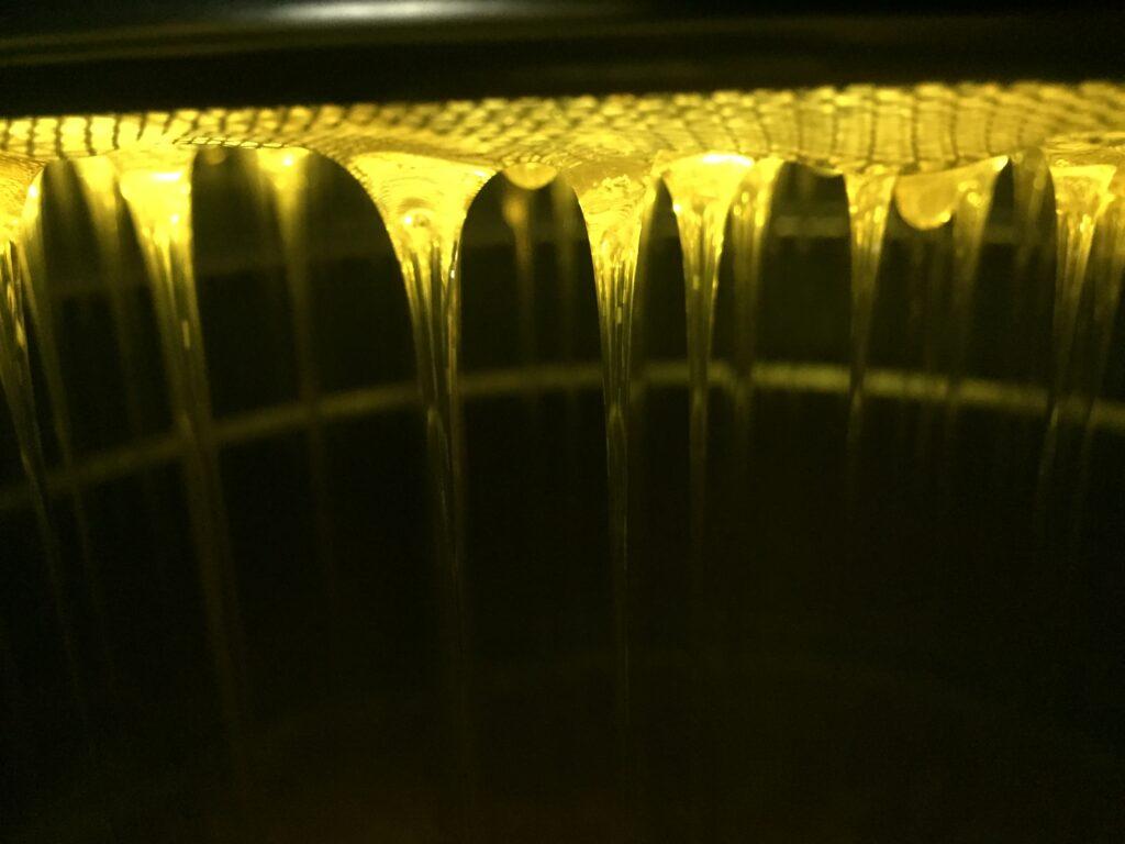 Filtrado Oro Liquido